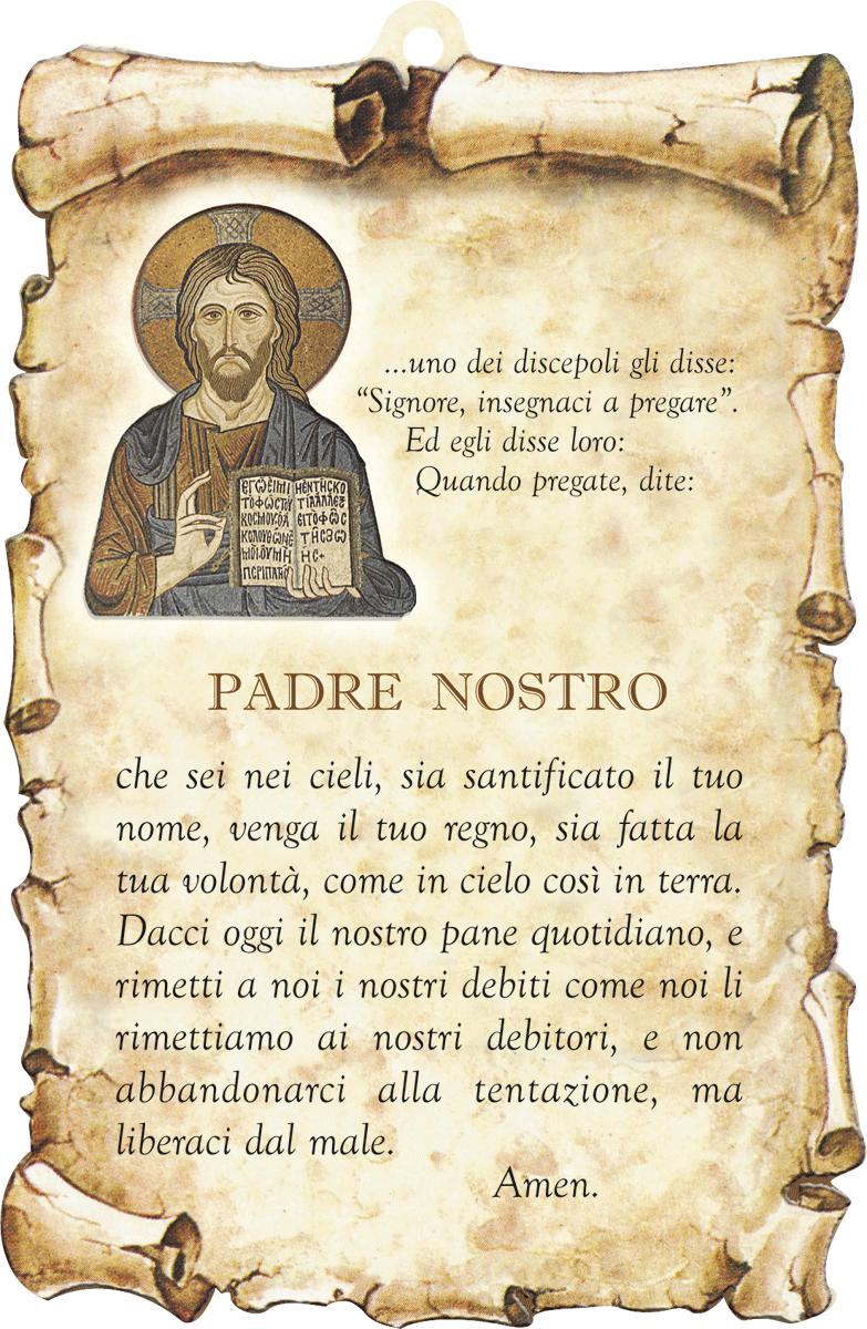 Il Padre nostro dans immagini sacre padre_nostro