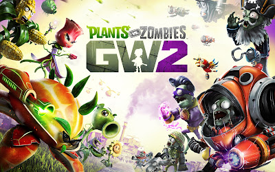 Games Wallpapers : Plants vs Zombies Garden Warfare 2