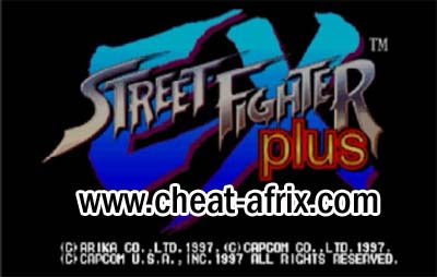 Download Games Street Fighter EX Collection All in One