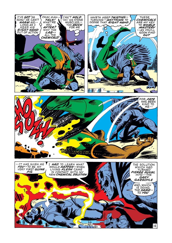 Captain America (1968) Issue #140 #54 - English 15