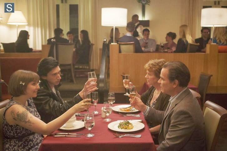 """Girls - Iowa - Review - """"The Maze of Our Future"""""""