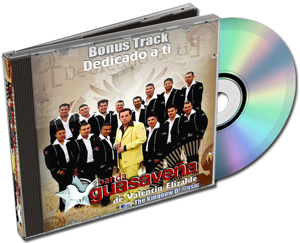 Banda Guasaveña De Valentin Elizalde – Dedicado A Ti [Bonus Track] Álbum Recopilación