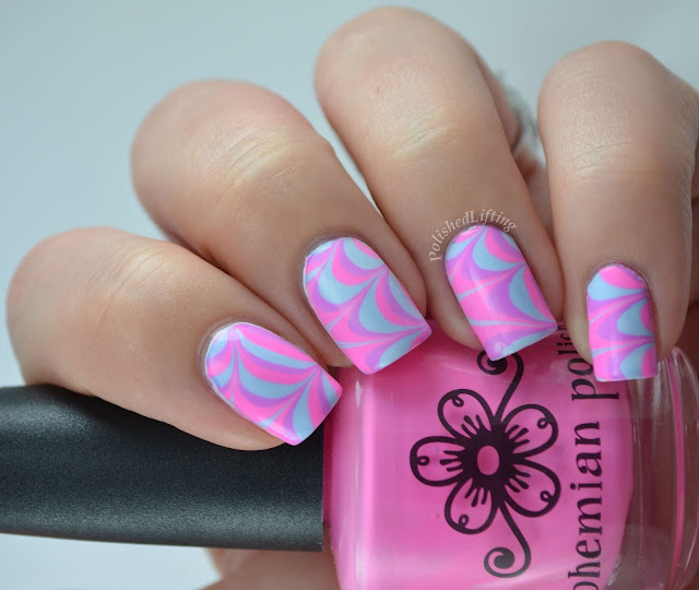 Bohemain Polish Here I Go Love You Octopus