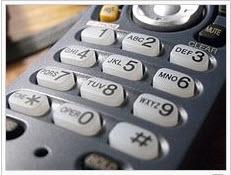 a telephone keypad image