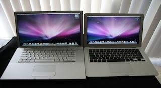 Spesifikasi MacBook Pro Baru dengan Fitur 'Thunderbolt'
