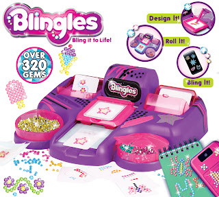 Blingles, bling, glitz, bling, review, customise, ipods, laptops, girls gifts