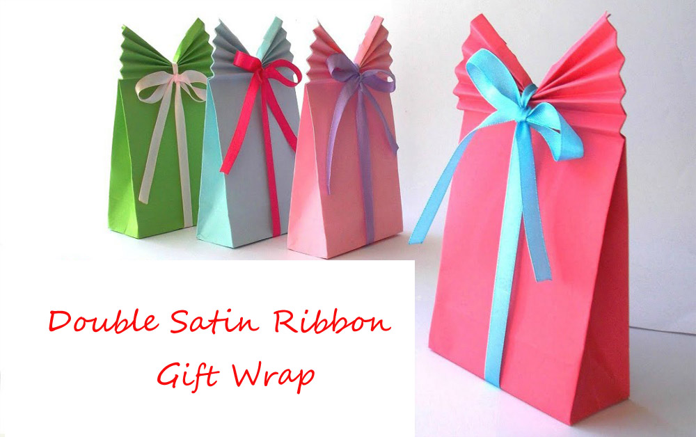 Cheap grosgrain ribbon at decoration ribbon how to gift wrap with