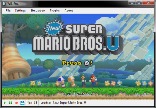 how to use wii u controller with cemu