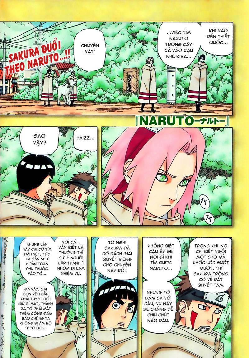 Naruto chap 467 Trang 3 - Mangak.info
