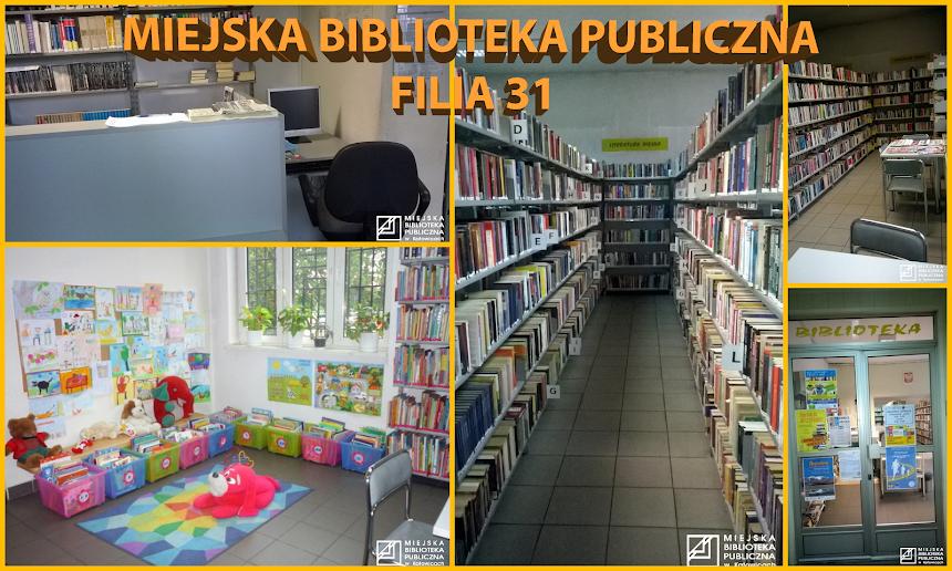 Miejska Biblioteka Publiczna - Filia31