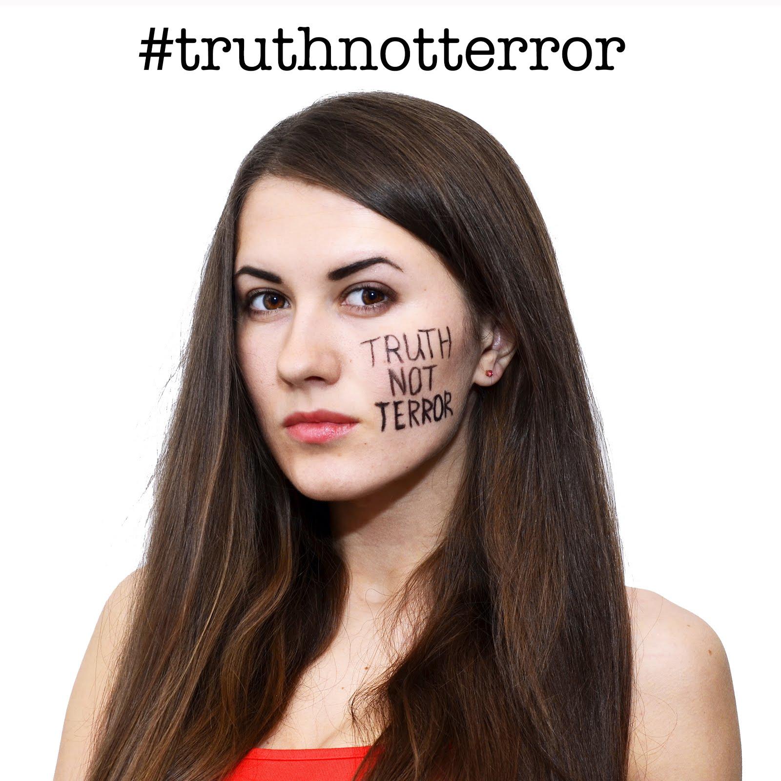 #truthnotterror