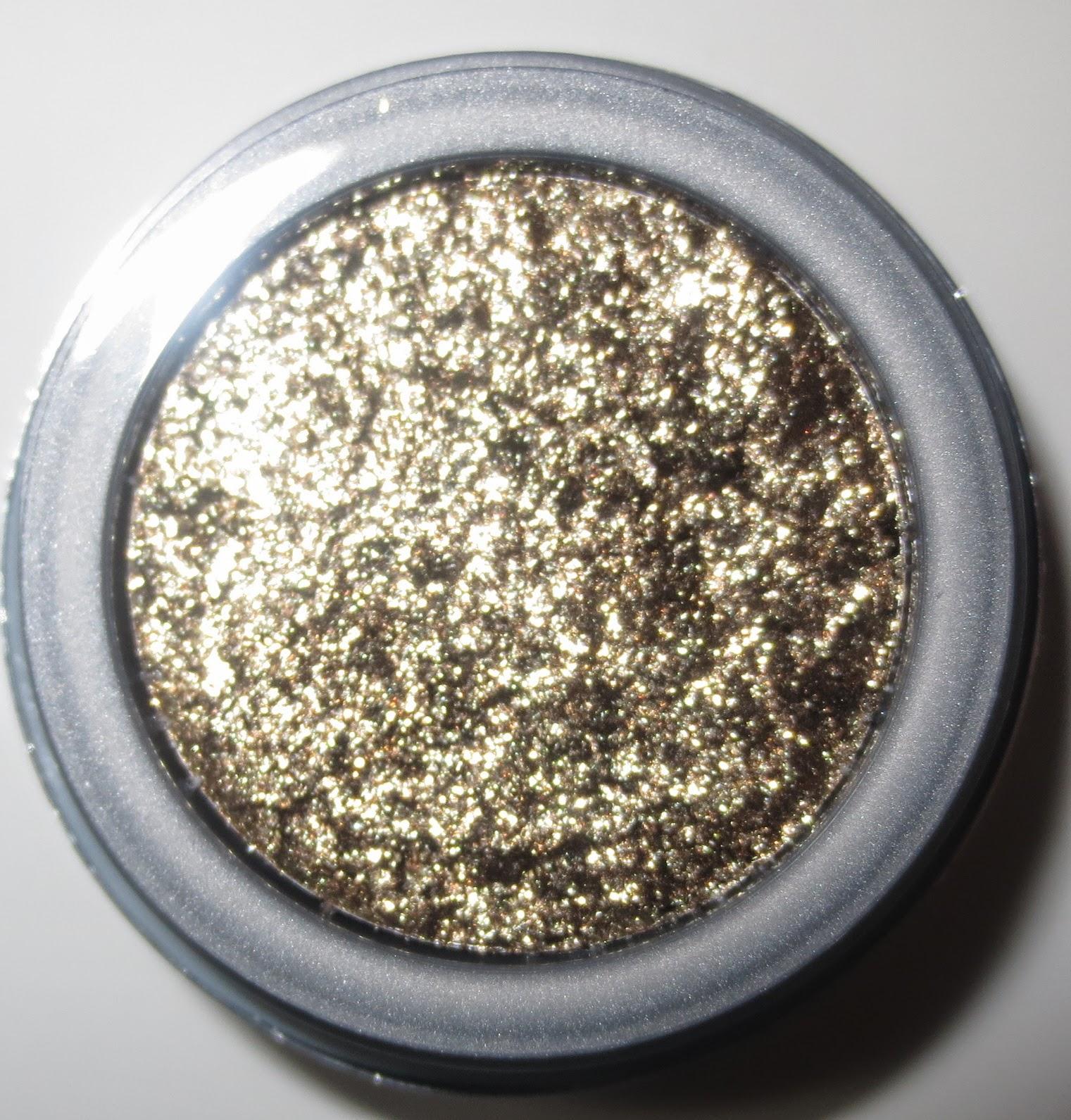 Stila Magnificent Metals Foil Finish Eye Shadow - Vintage Black Gold