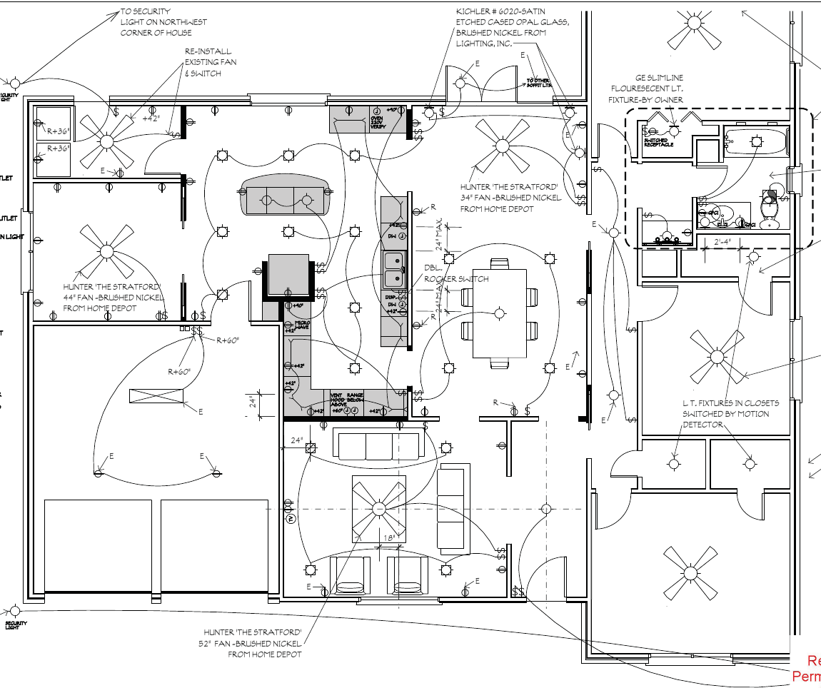 The SJR Remodel: Drawings and more drawings