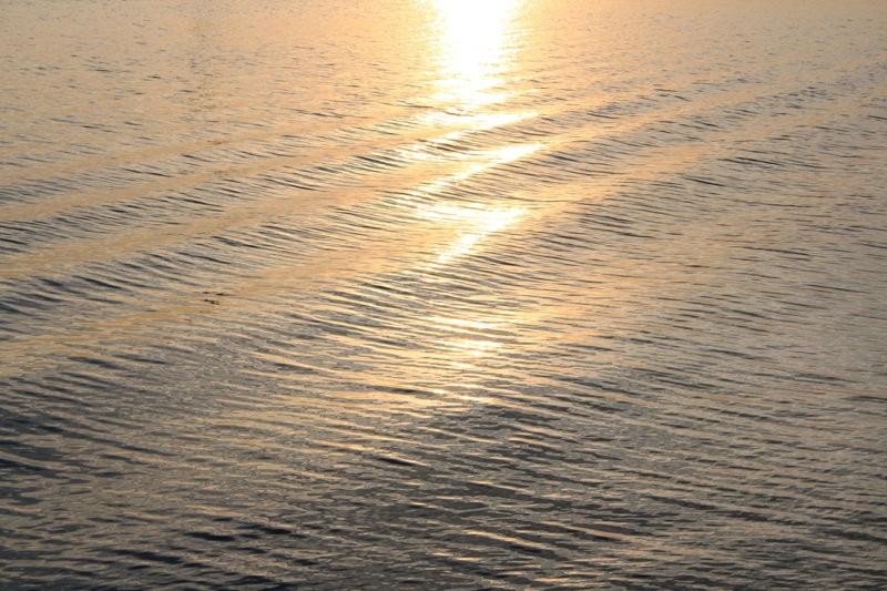 Aurinkoinen meri