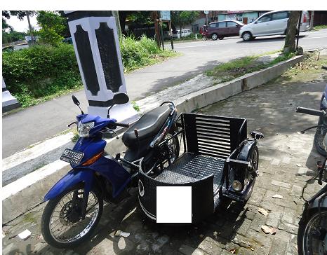 modifikasi motor untuk difable