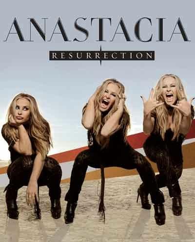 resurrection tour anastacia