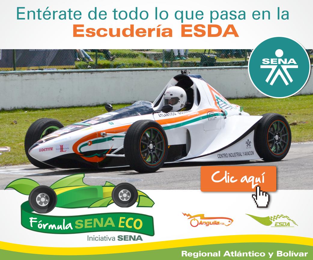 Blog oficial Escudería ESDA