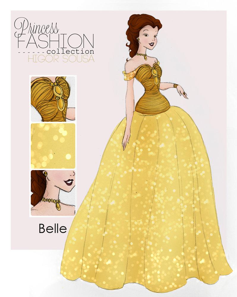 Varietats Princess Fashion Collection By Higor Sousa