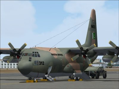 Pakistan To Upgrade Its C 130 Hercules Military Transport