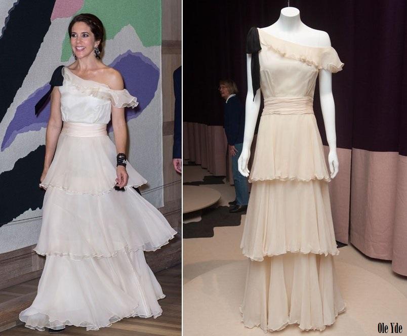 Wedding Dresses By Mary 39 Epic Allan Kruse Anne Sofie