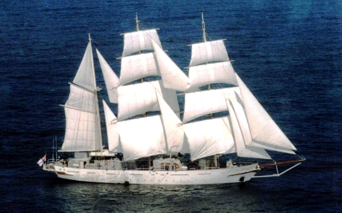 INS Tarangini Sailing Ship Wallpaper 4