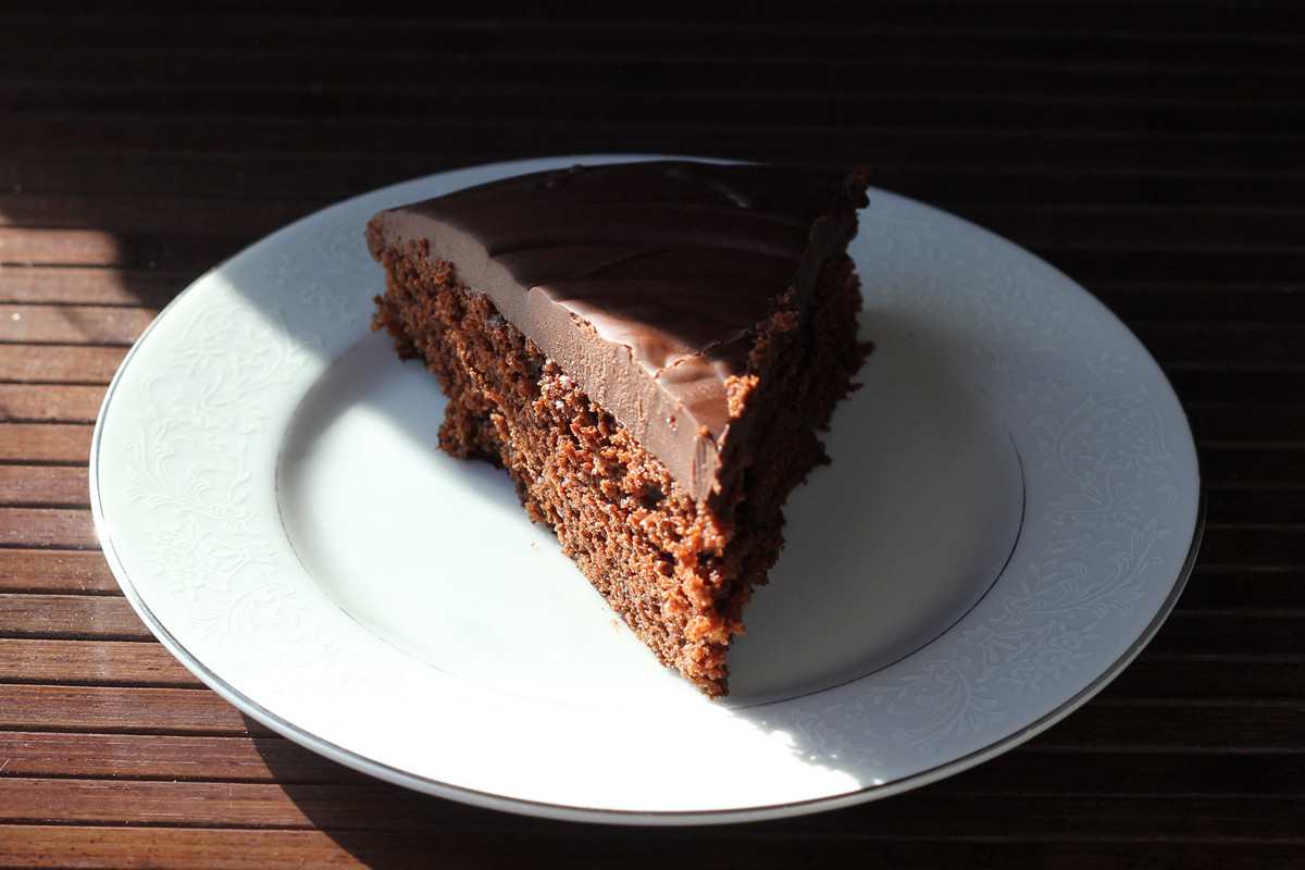 Cookistry: Fastest Fudge Cake