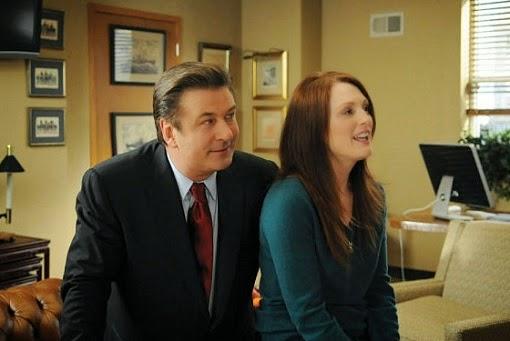 Jack Donaghy y Nancy Donovan