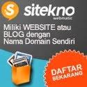 Miliki WEB dengan Nama Sendiri