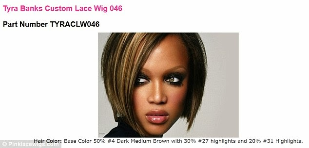 Do You Use The Tyra Banks Lace front Wigs and Weaves? She ...