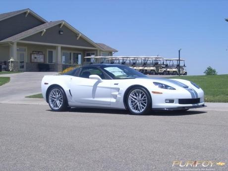 The Corvette Guys Now At Purifoy Chevrolet 2013 Corvette