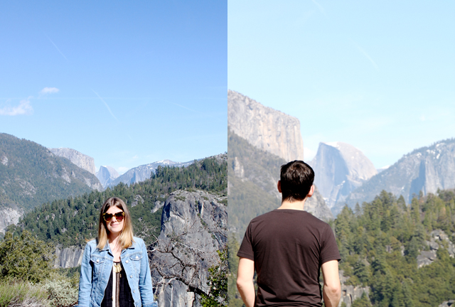 California Roadtrip: Yosemite Half Dome