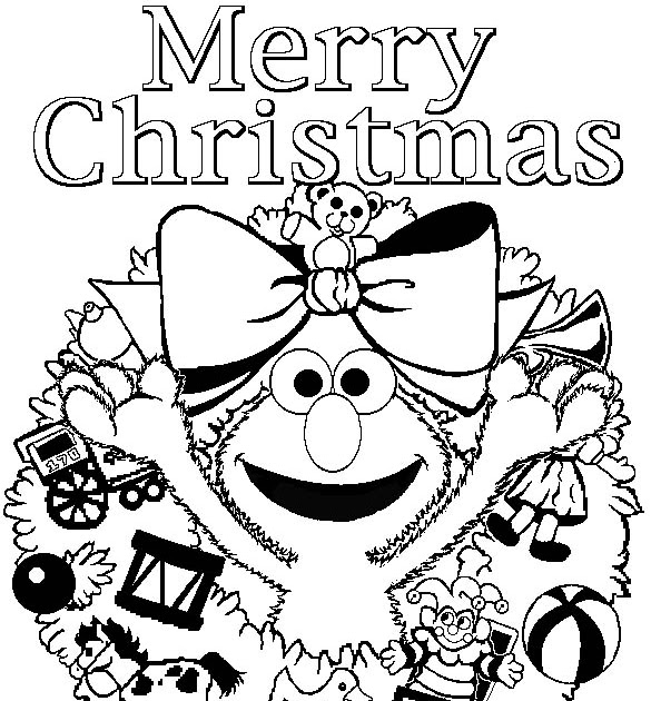 coloring pages merry christmas bells - photo#26