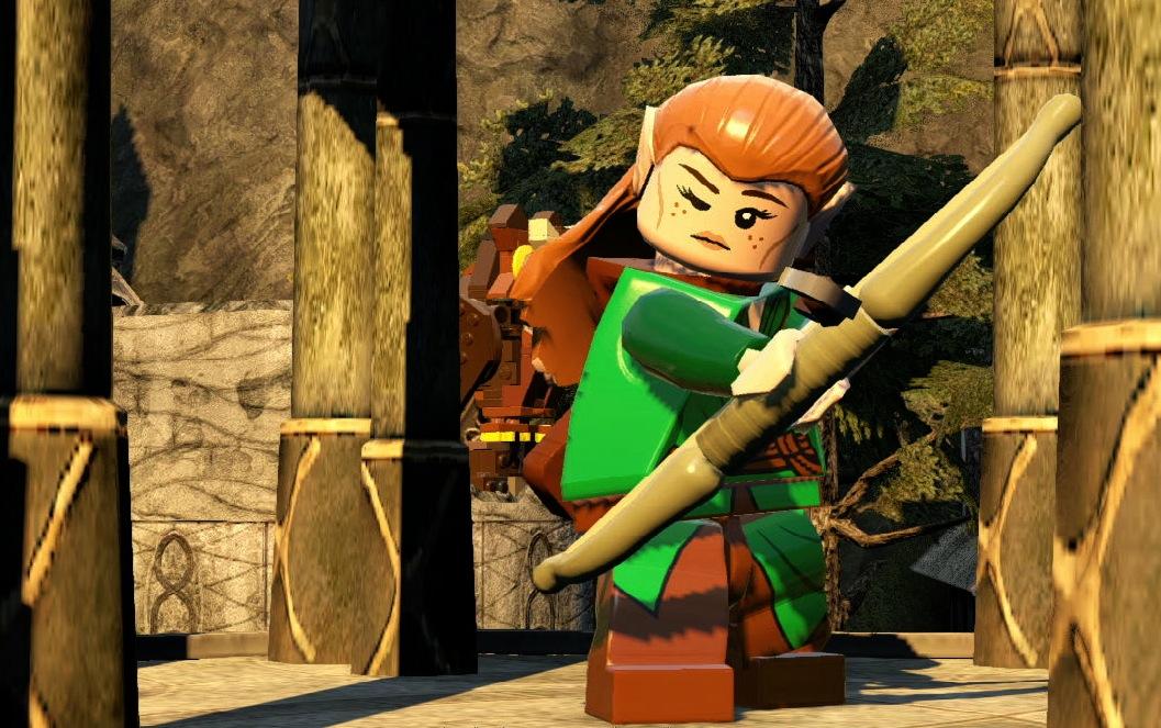 Game Lego : The Hobbit