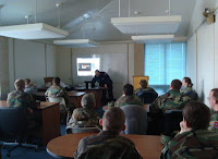Aerospace Education class