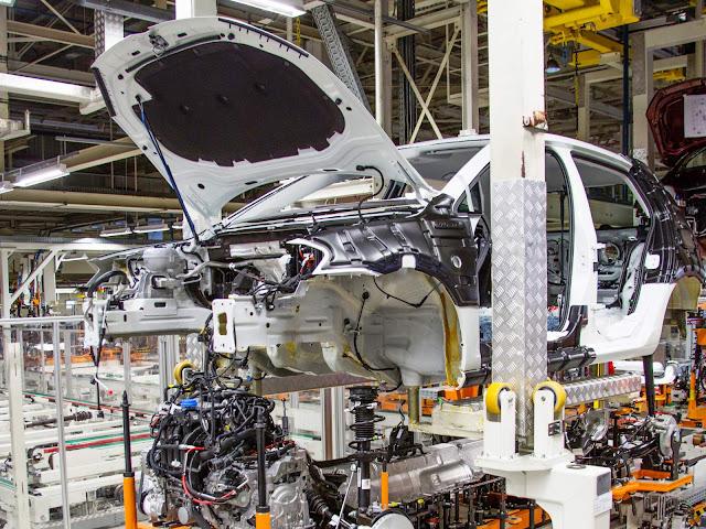 VW Golf 2016 - produção no Brasil