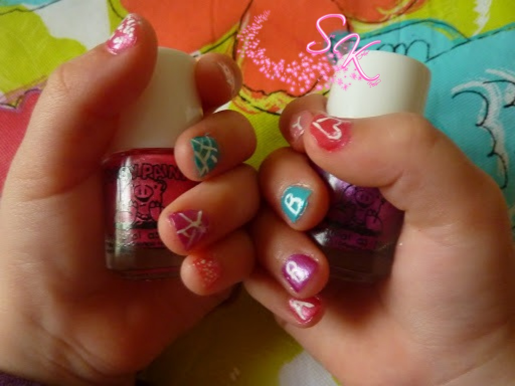 SparKylie Nails: Abby-Day!! (Abby Friday)