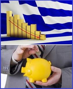 interessi conti deposito e bot in aumento con la crisi in grecia