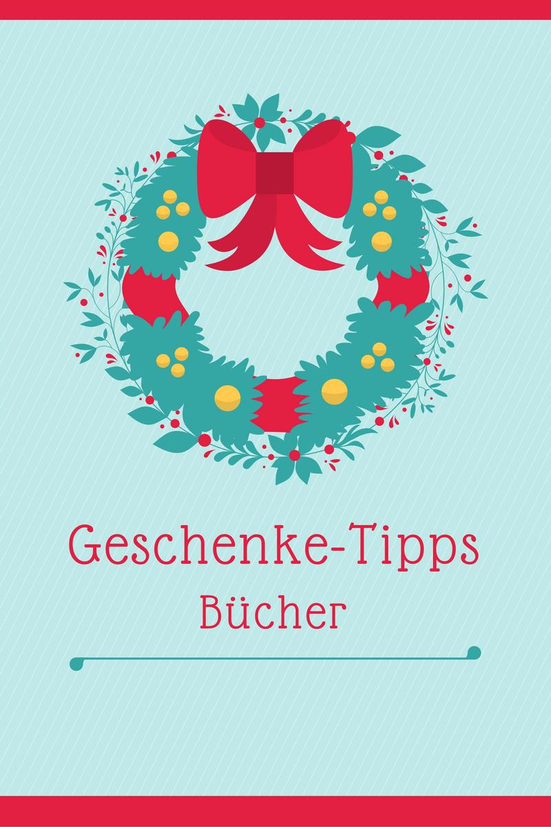 10 Geschenke-Tipps (nicht nur) zu Weihnachten. Heute: Bücher