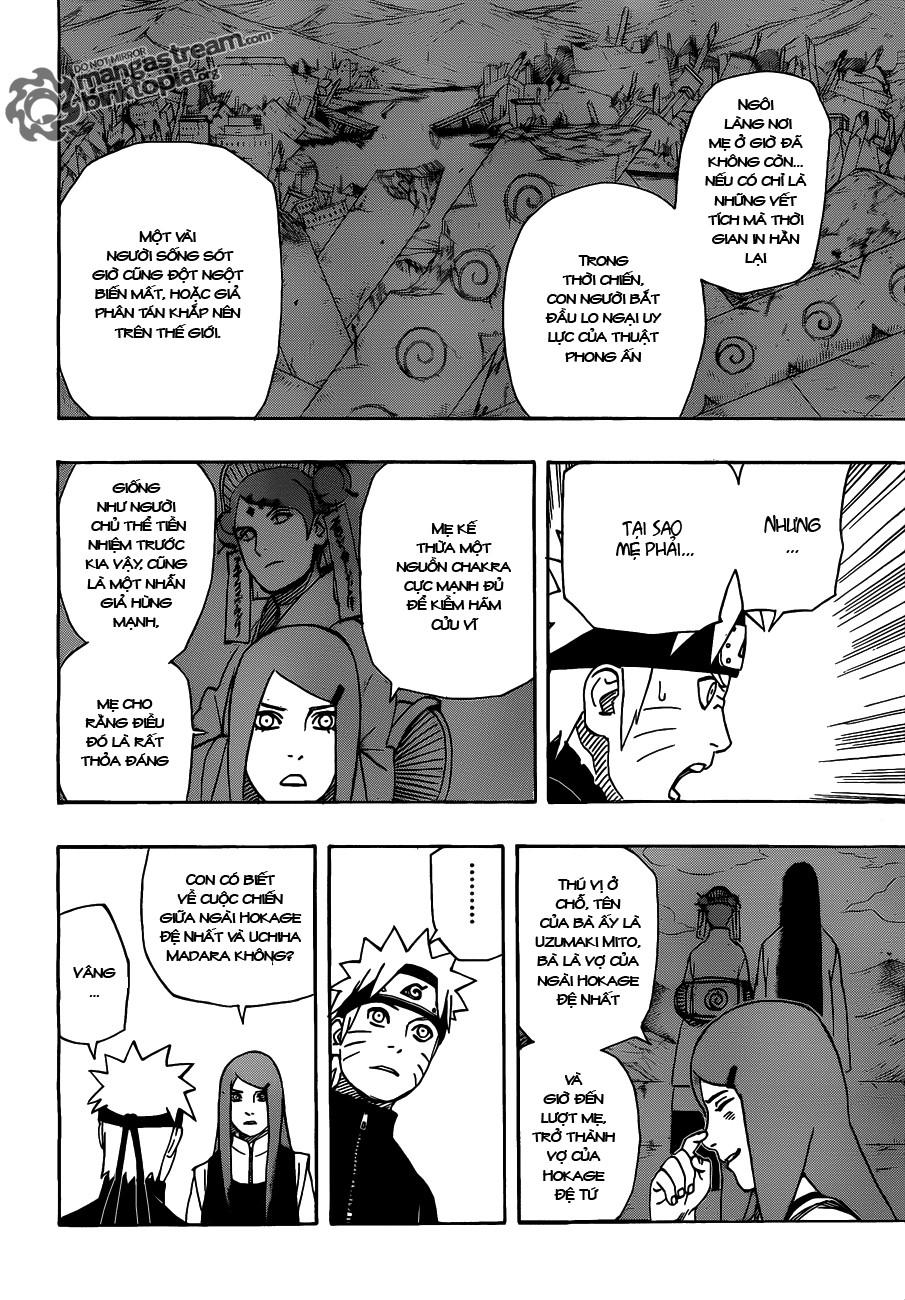 Naruto chap 500 Trang 4 - Mangak.info