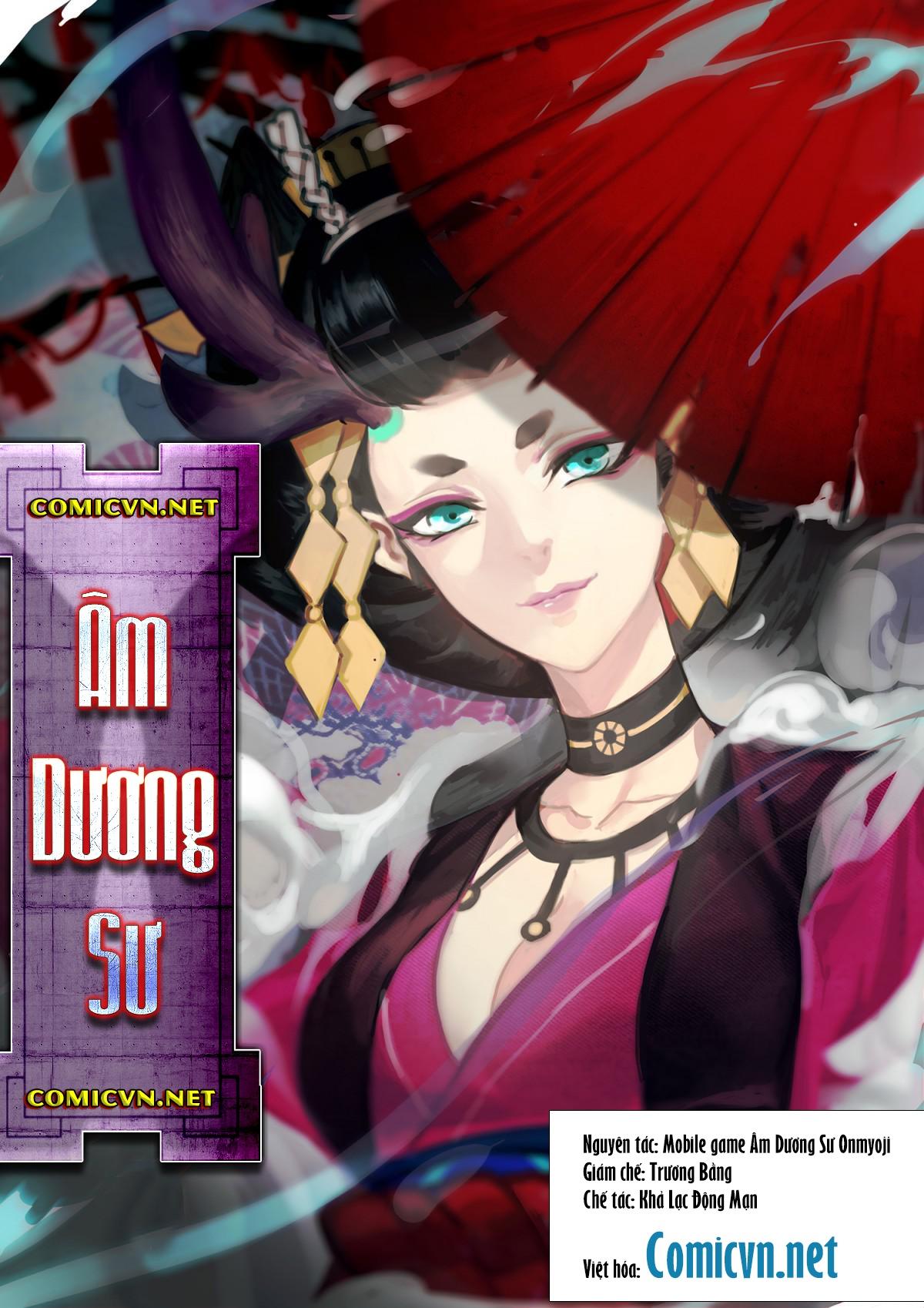 Onmyoji - Âm Dương Sư - Chap 21