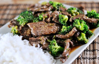 The Bestest Broccoli and Beef