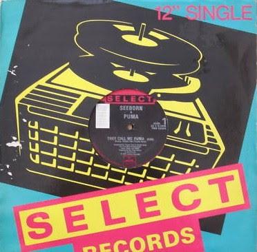 Seeborn & Puma – They Call Me Puma (VLS) (1987) (320 kbps)