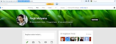 ID Google+