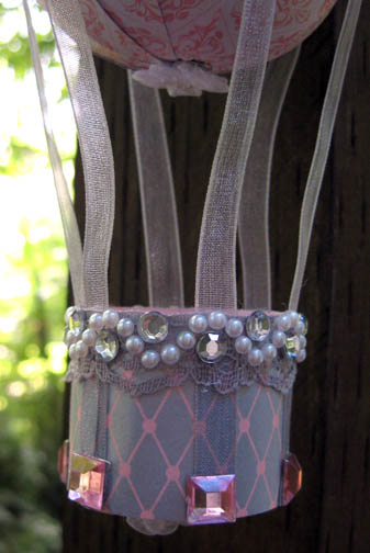 Hot Air Balloon Wedding Decorations