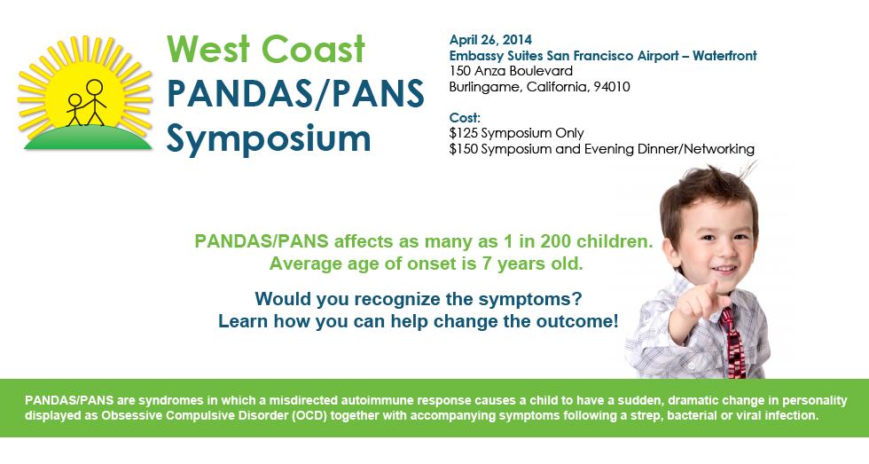 PANDAS / PANS Symposium