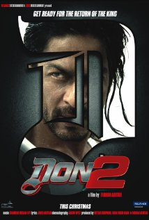 Don 2 (2011) DVDRip 720p 1.0GB