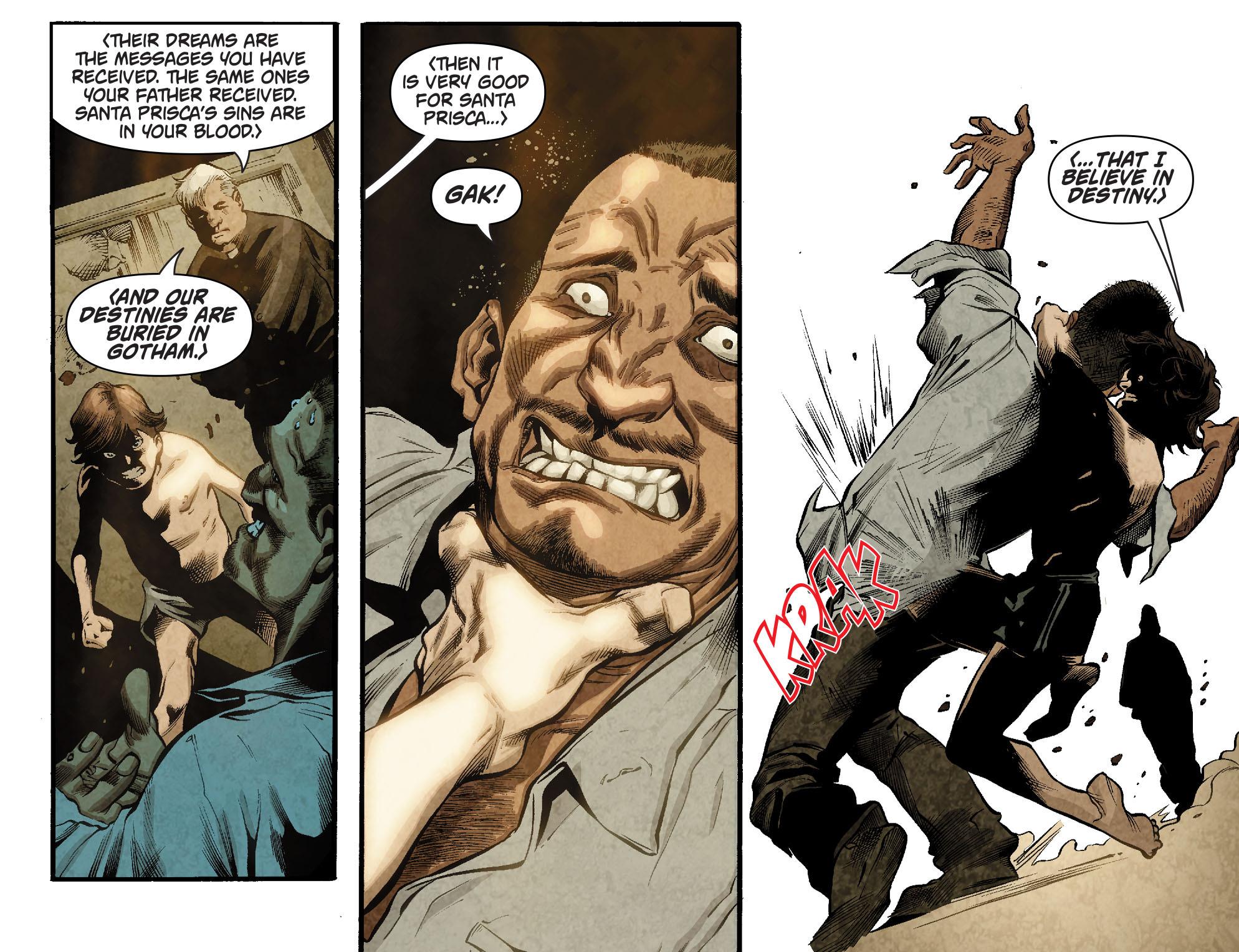 Batman: Arkham Knight [I] Issue #16 #18 - English 6