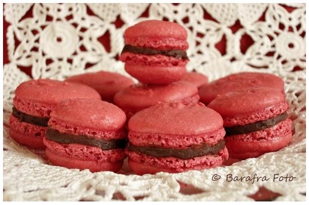 barafras kochl ffel macarons mit schokoladen pistazien ganache. Black Bedroom Furniture Sets. Home Design Ideas