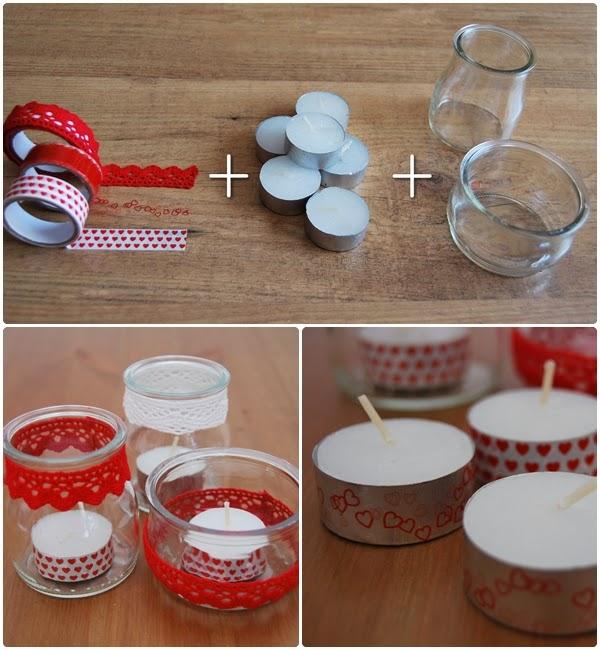 Velas con washi tape 5