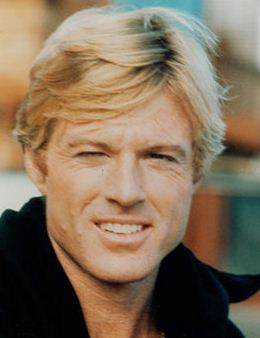 robert redford hairstyles
